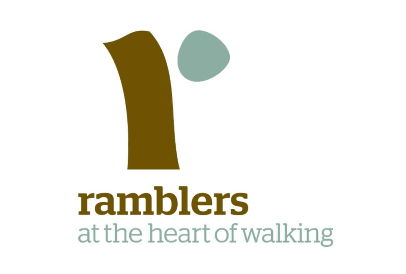 Logo for Ramblers
