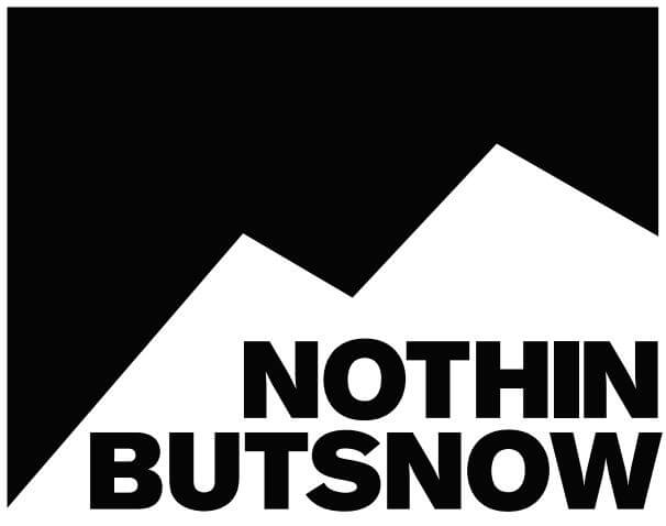 Logo for Nothing But Snow