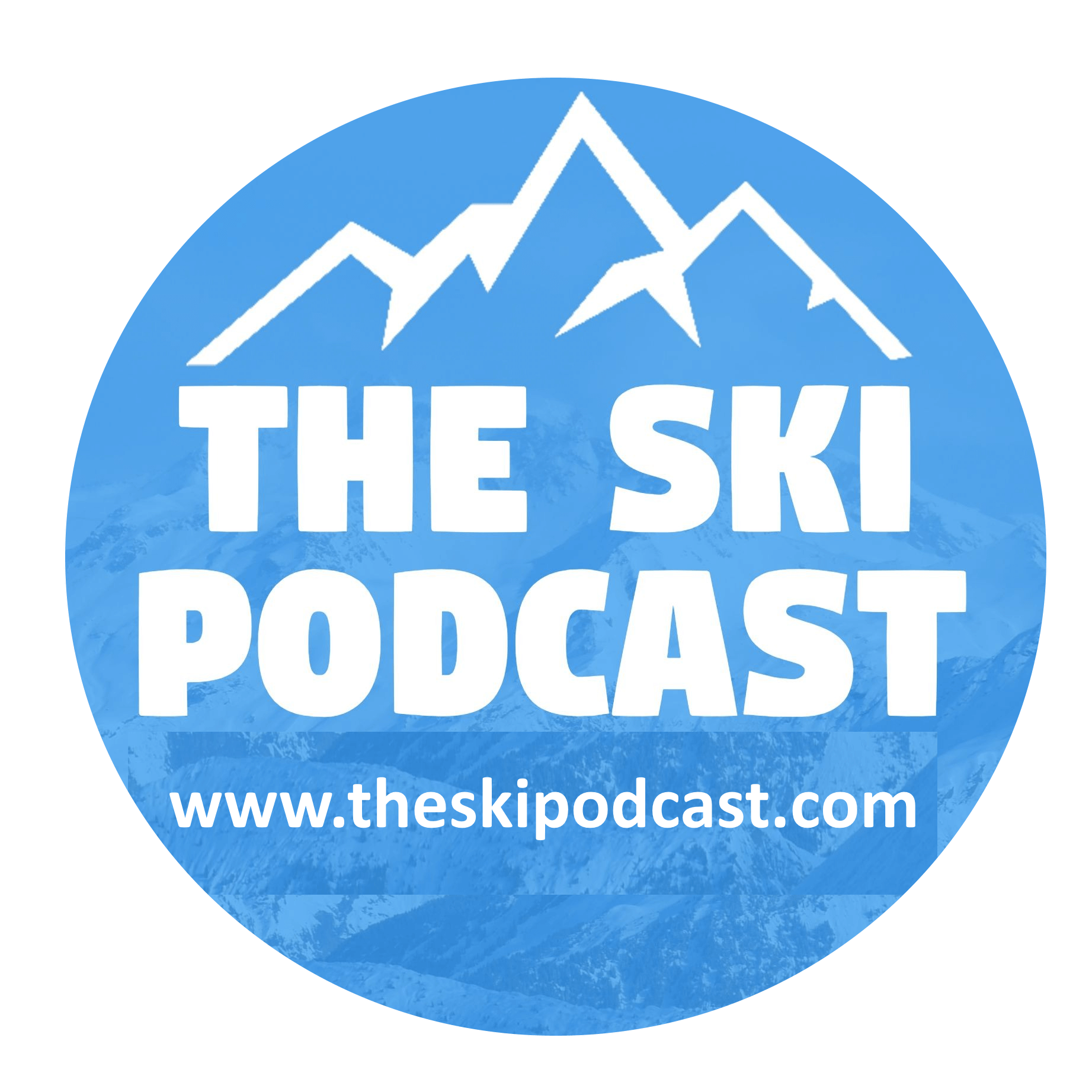 Logo for Ski Podcast