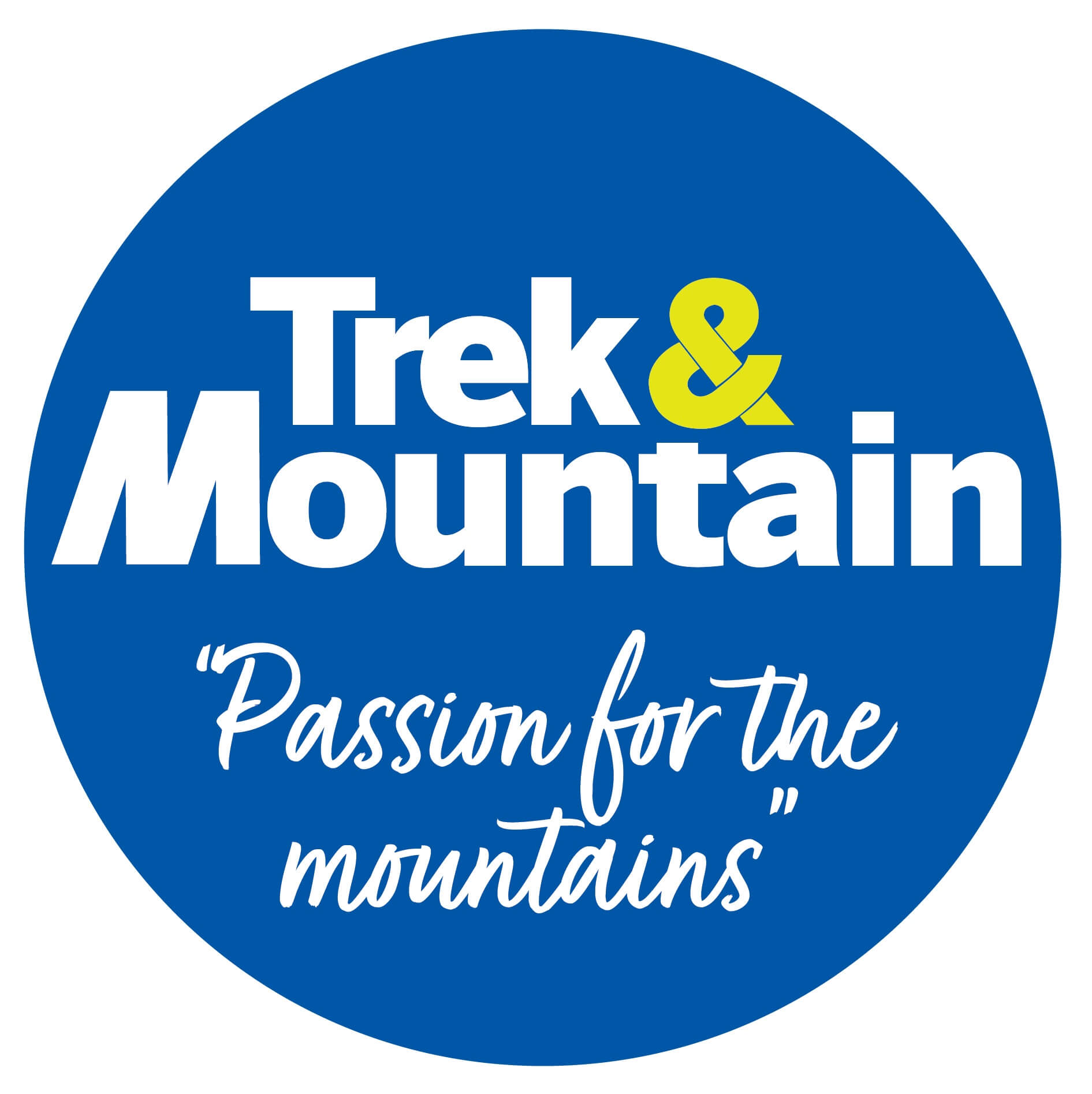 Logo for Trek and Mountain