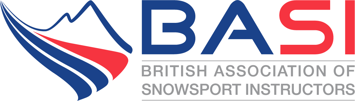 Logo for British Association of Snowsport Instructors