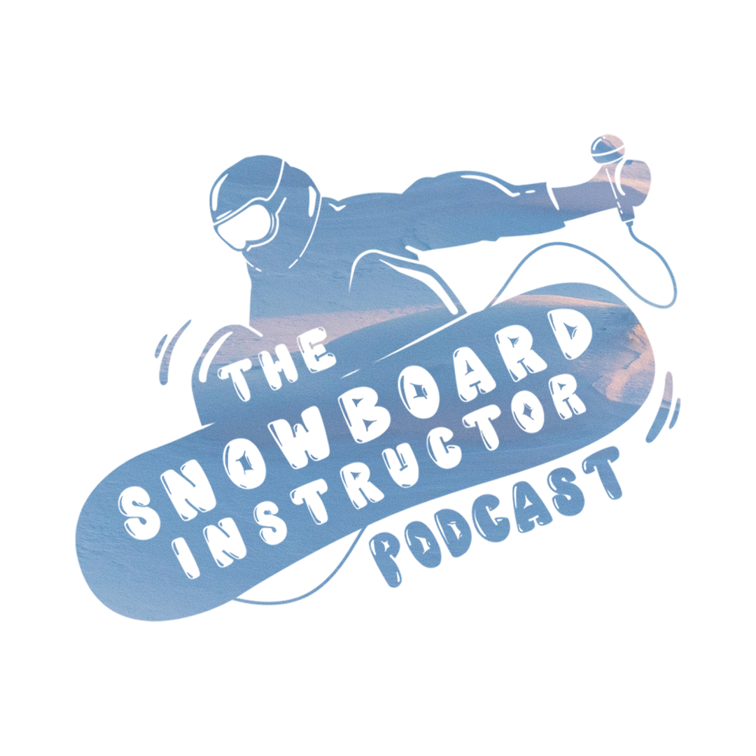Logo for Snowboard Instructor Podcast