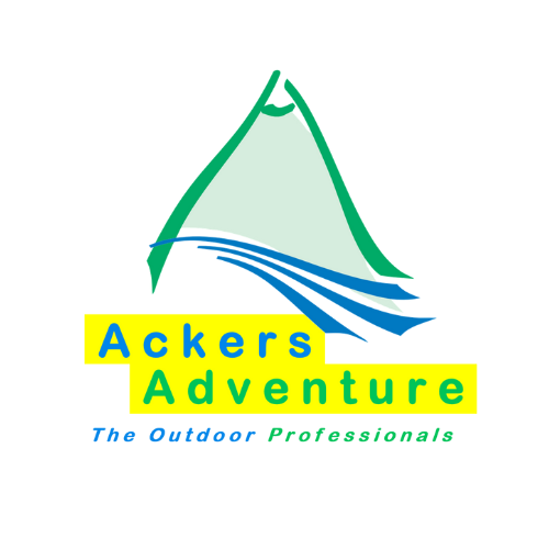 Logo for Ackers Adventure