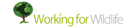 Logo for Working for Wildlife
