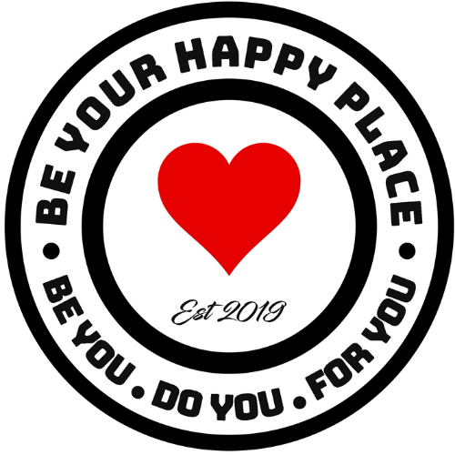 Logo for Be You Happy Place